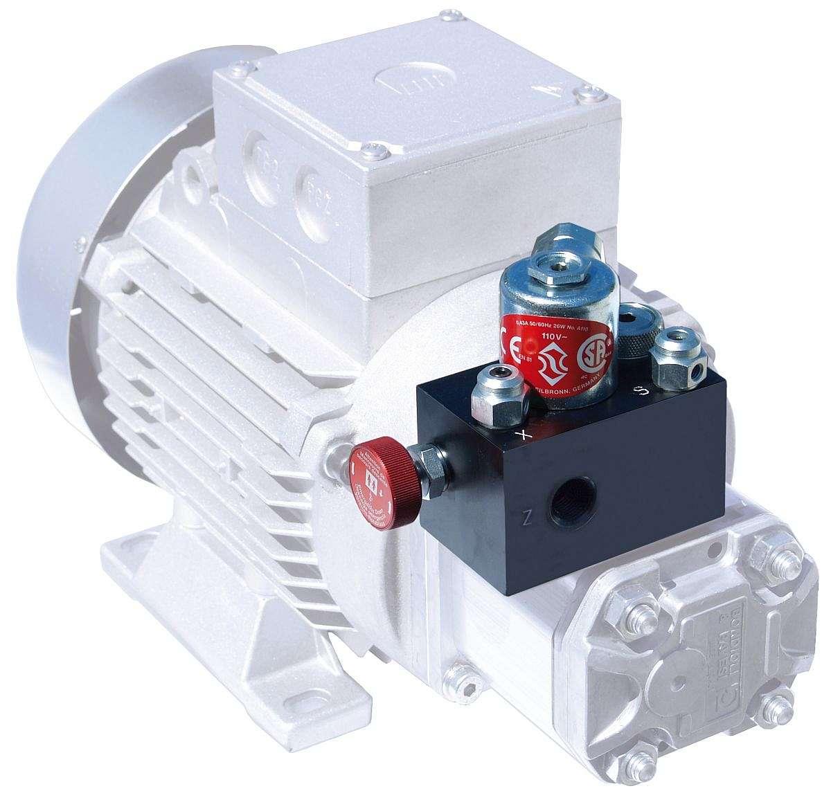 Pressure lock valve