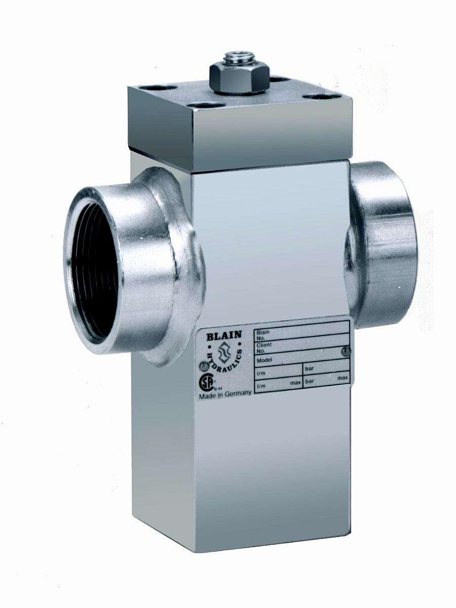 rupture valve