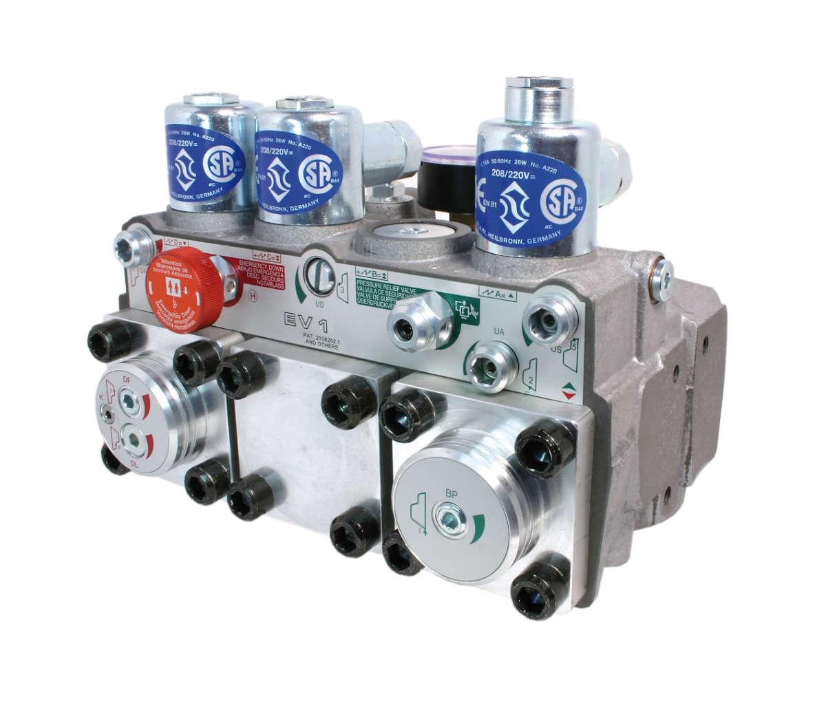 EV 1 Hydraulik Ventil