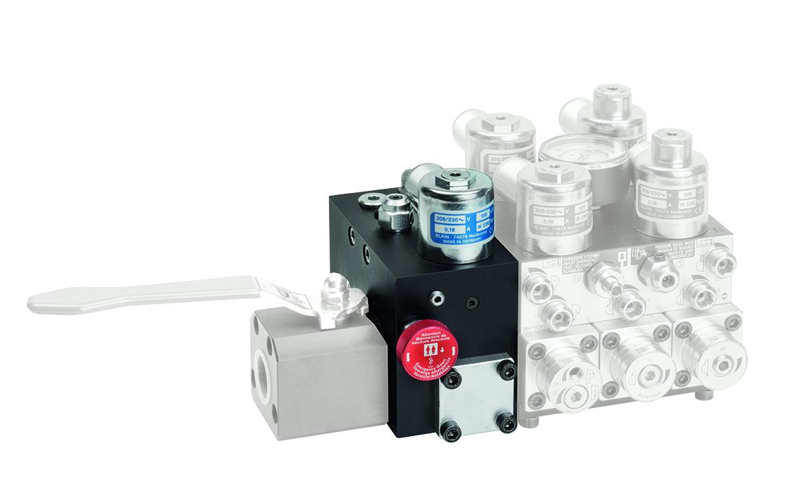 Skyjack 107269 solenoid lowering valve genuine | ebay.